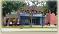 Main Street Travel building